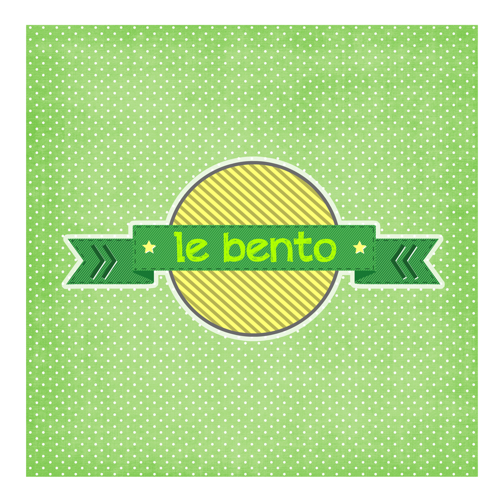 Logo Design by Utkarsh Bhandari - Entry No. 10 in the Logo Design Contest Captivating Logo Design for Le Bento.