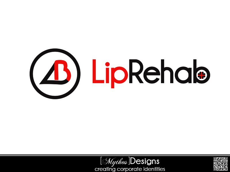 Logo Design by Mythos Designs - Entry No. 133 in the Logo Design Contest Creative Logo Design for Lip Rehab.