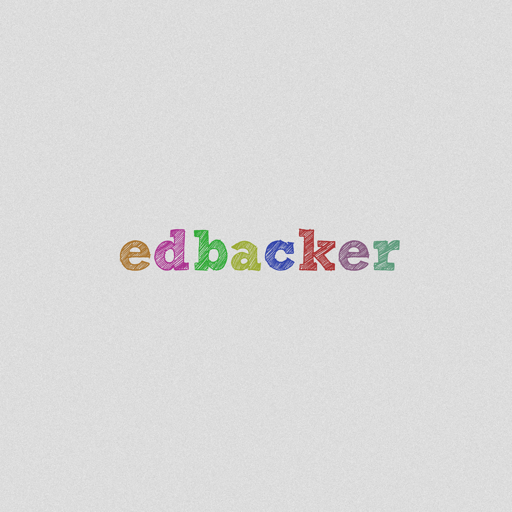 Logo Design by Utkarsh Bhandari - Entry No. 187 in the Logo Design Contest New Logo Design for edbacker.