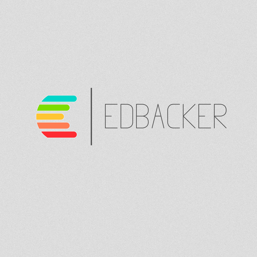 Logo Design by Utkarsh Bhandari - Entry No. 189 in the Logo Design Contest New Logo Design for edbacker.