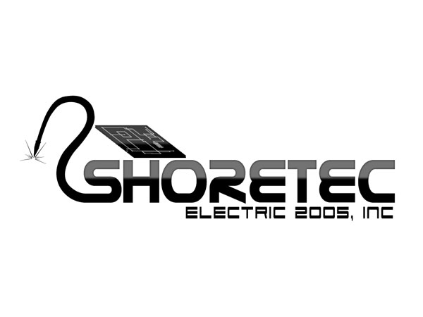 Logo Design by verri - Entry No. 6 in the Logo Design Contest Shore Tec Electric 2005 Inc.