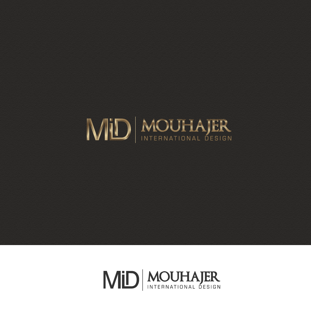 Logo Design by rockin - Entry No. 38 in the Logo Design Contest Unique Logo Design Wanted for Mouhajer International Design.