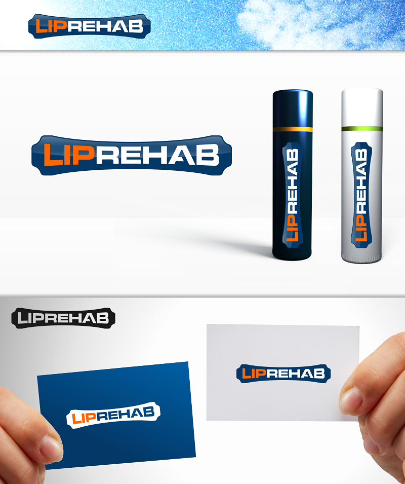 Logo Design by Private User - Entry No. 142 in the Logo Design Contest Creative Logo Design for Lip Rehab.