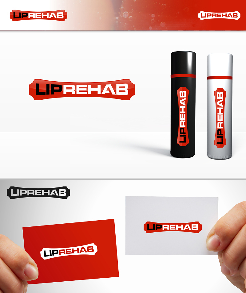 Logo Design by Private User - Entry No. 143 in the Logo Design Contest Creative Logo Design for Lip Rehab.