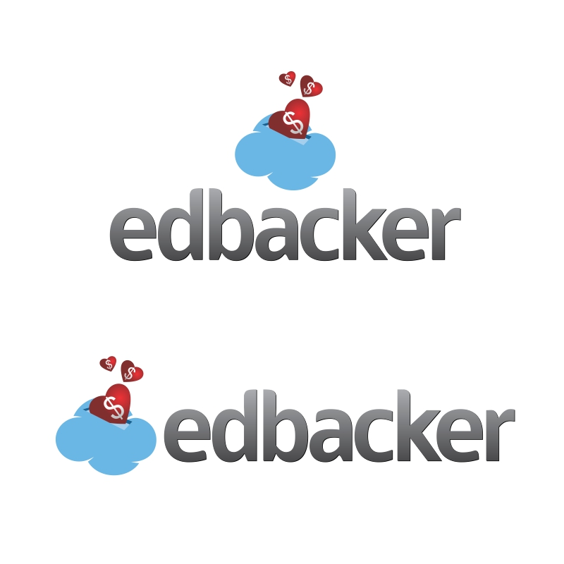 Logo Design by moisesf - Entry No. 191 in the Logo Design Contest New Logo Design for edbacker.