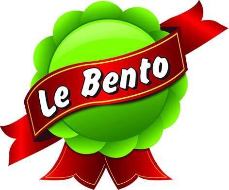 Logo Design by Mohamed Sheikh - Entry No. 14 in the Logo Design Contest Captivating Logo Design for Le Bento.