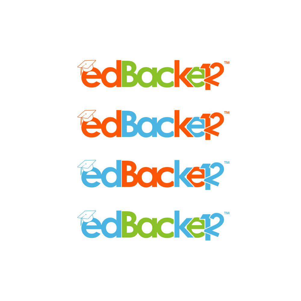 Logo Design by omARTist - Entry No. 196 in the Logo Design Contest New Logo Design for edbacker.