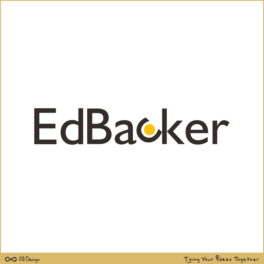 Logo Design by PJD - Entry No. 200 in the Logo Design Contest New Logo Design for edbacker.