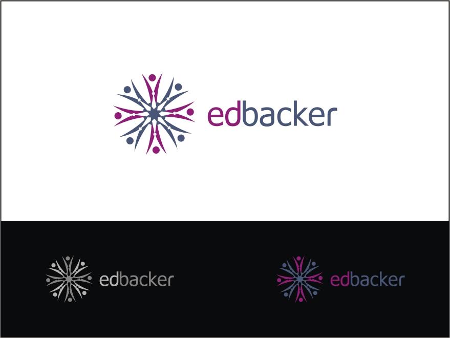 Logo Design by RED HORSE design studio - Entry No. 201 in the Logo Design Contest New Logo Design for edbacker.