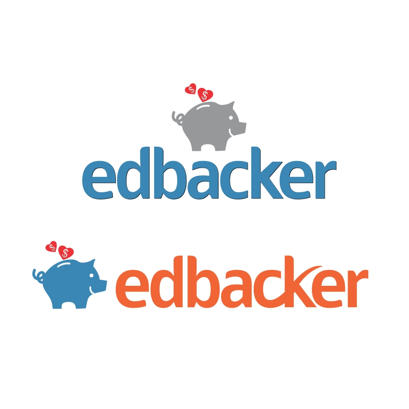 Logo Design by moisesf - Entry No. 202 in the Logo Design Contest New Logo Design for edbacker.