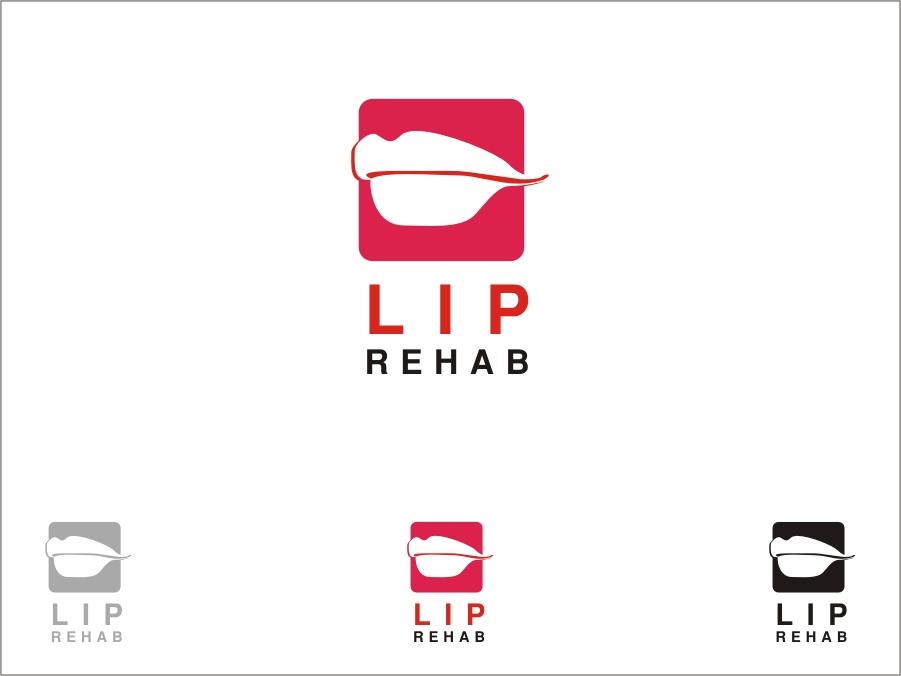 Logo Design by RED HORSE design studio - Entry No. 148 in the Logo Design Contest Creative Logo Design for Lip Rehab.