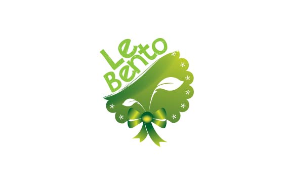 Logo Design by Private User - Entry No. 18 in the Logo Design Contest Captivating Logo Design for Le Bento.
