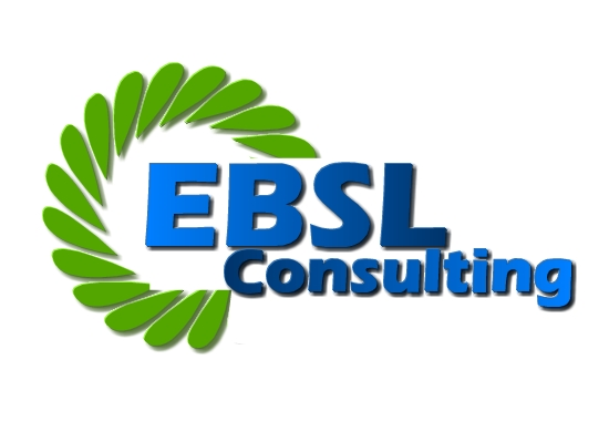 Logo Design by Ismail Adhi Wibowo - Entry No. 46 in the Logo Design Contest EBSL Consulting Logo Design.