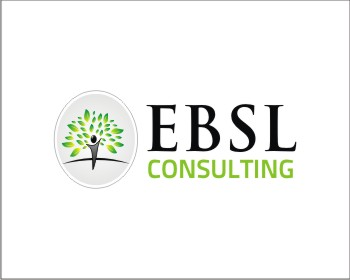 Logo Design by kulay - Entry No. 47 in the Logo Design Contest EBSL Consulting Logo Design.