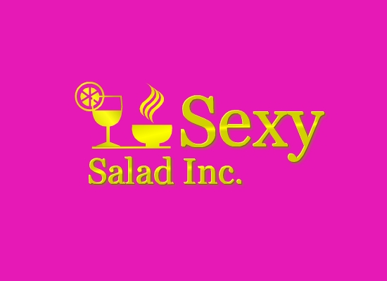 Logo Design by Ismail Adhi Wibowo - Entry No. 1 in the Logo Design Contest Artistic Logo Design for Sexy Salad Inc..