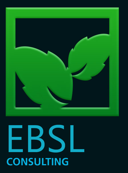 Logo Design by Vivek Singh - Entry No. 49 in the Logo Design Contest EBSL Consulting Logo Design.