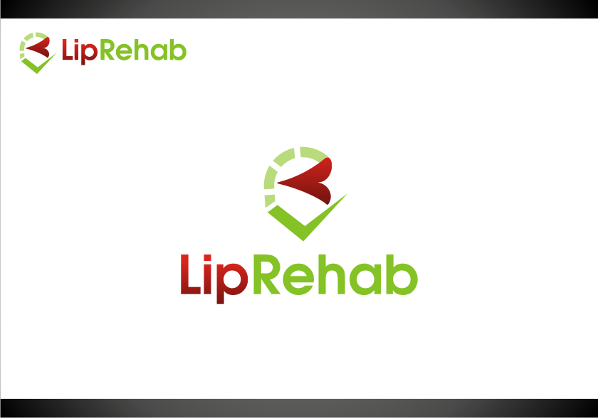 Logo Design by graphicleaf - Entry No. 166 in the Logo Design Contest Creative Logo Design for Lip Rehab.
