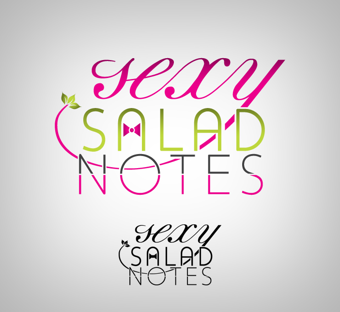 Logo Design by nausigeo - Entry No. 3 in the Logo Design Contest Artistic Logo Design for Sexy Salad Inc..