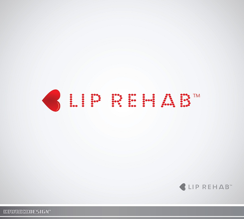 Logo Design by kowreck - Entry No. 171 in the Logo Design Contest Creative Logo Design for Lip Rehab.