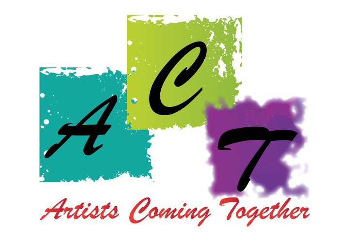 Logo Design by Diana Roder - Entry No. 24 in the Logo Design Contest Creative Logo Design for A.C.T. Artists Coming Together.