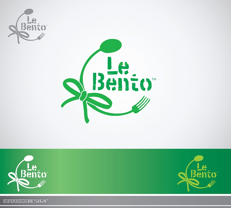 Logo Design by kowreck - Entry No. 35 in the Logo Design Contest Captivating Logo Design for Le Bento.