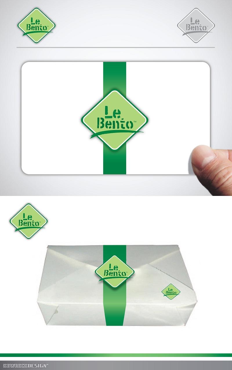 Logo Design by kowreck - Entry No. 36 in the Logo Design Contest Captivating Logo Design for Le Bento.