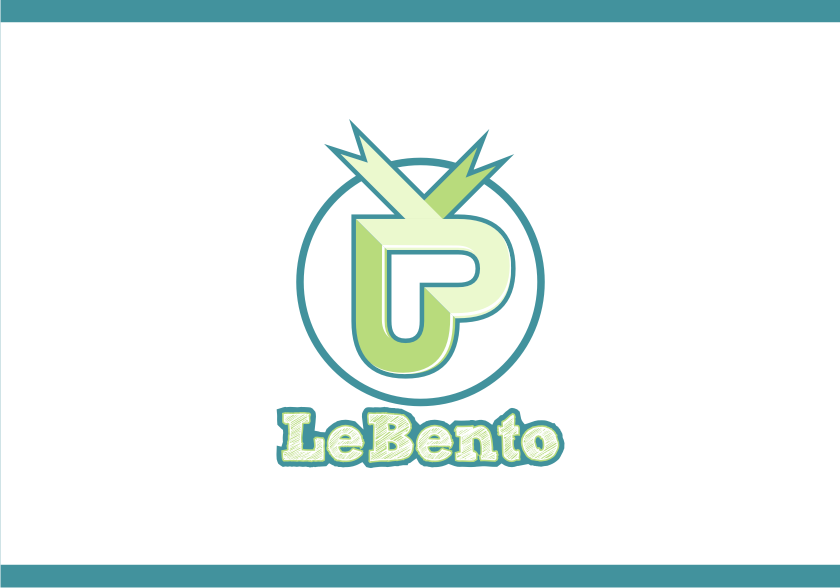 Logo Design by graphicleaf - Entry No. 37 in the Logo Design Contest Captivating Logo Design for Le Bento.