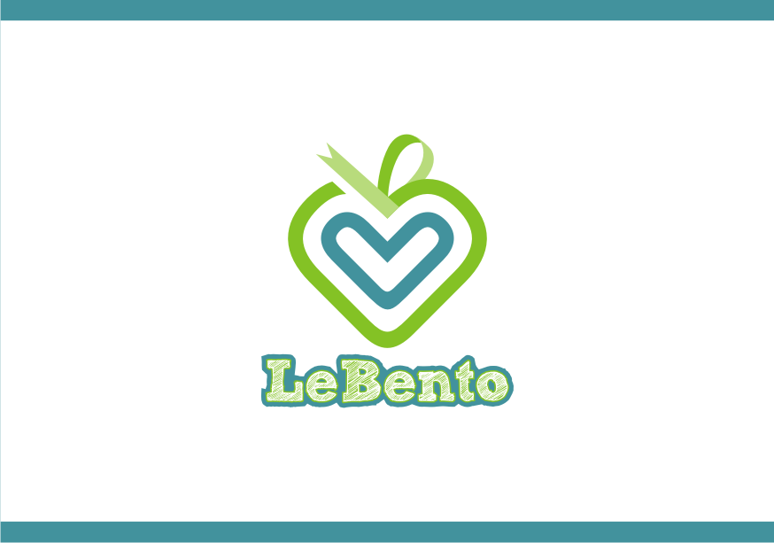 Logo Design by graphicleaf - Entry No. 38 in the Logo Design Contest Captivating Logo Design for Le Bento.
