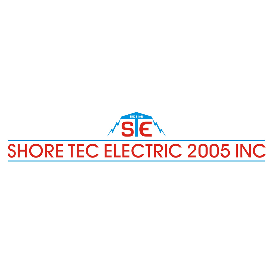 Logo Design by martinz - Entry No. 17 in the Logo Design Contest Shore Tec Electric 2005 Inc.