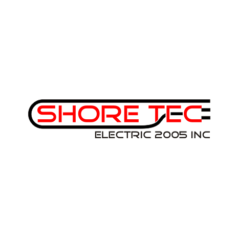 Logo Design by liner - Entry No. 18 in the Logo Design Contest Shore Tec Electric 2005 Inc.