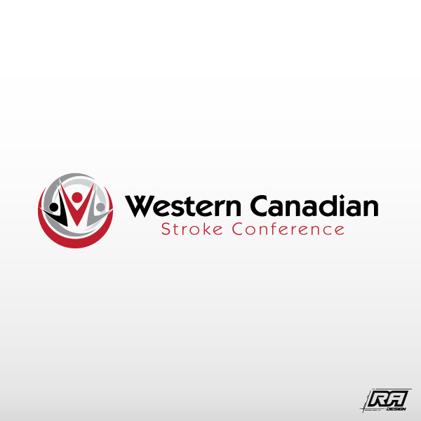 Logo Design by RA-Design - Entry No. 33 in the Logo Design Contest Artistic Logo Design for Western Canadian Stroke Conference.