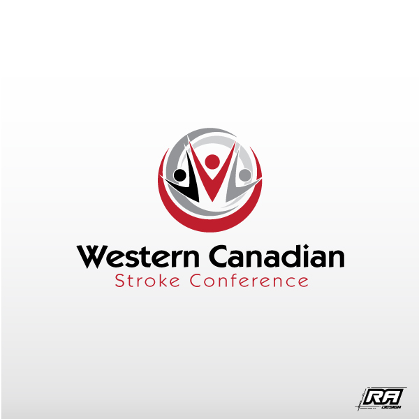 Logo Design by RA-Design - Entry No. 34 in the Logo Design Contest Artistic Logo Design for Western Canadian Stroke Conference.