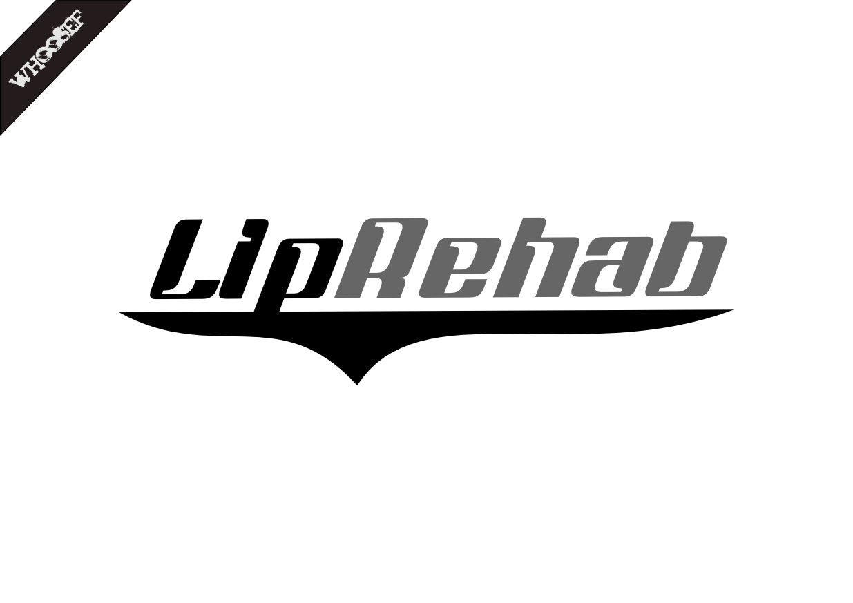 Logo Design by whoosef - Entry No. 191 in the Logo Design Contest Creative Logo Design for Lip Rehab.