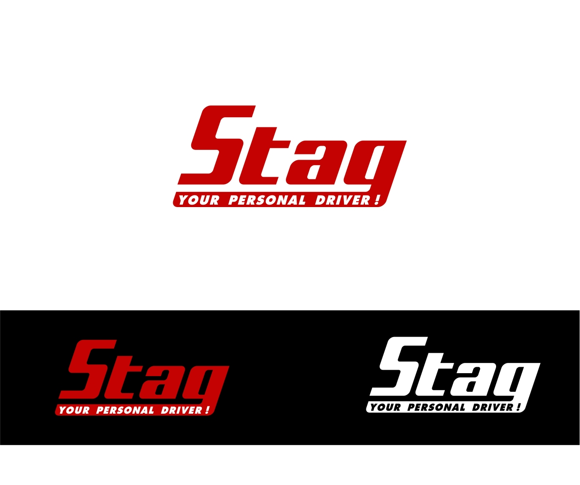 Logo Design by haidu - Entry No. 290 in the Logo Design Contest Unique Logo Design Wanted for Stag.