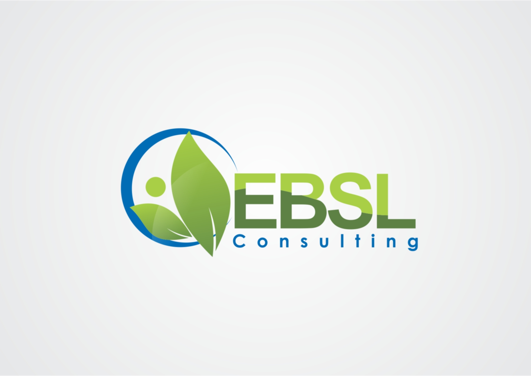 Logo Design by Private User - Entry No. 54 in the Logo Design Contest EBSL Consulting Logo Design.