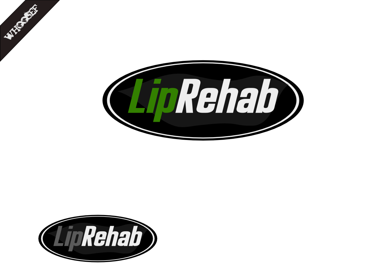 Logo Design by whoosef - Entry No. 194 in the Logo Design Contest Creative Logo Design for Lip Rehab.