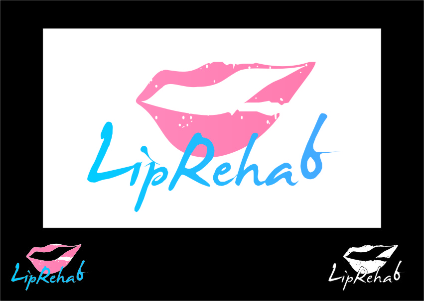 Logo Design by RasYa Muhammad Athaya - Entry No. 196 in the Logo Design Contest Creative Logo Design for Lip Rehab.