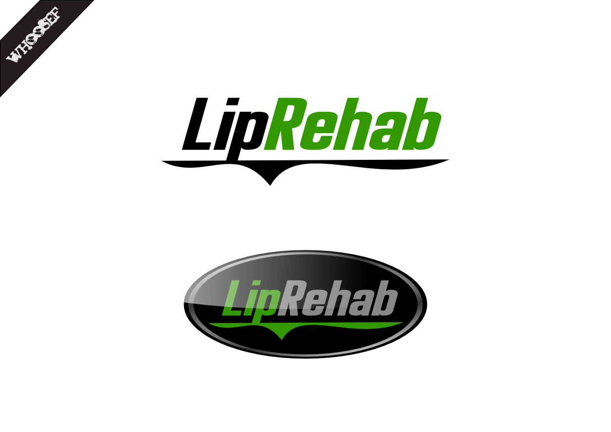Logo Design by whoosef - Entry No. 200 in the Logo Design Contest Creative Logo Design for Lip Rehab.