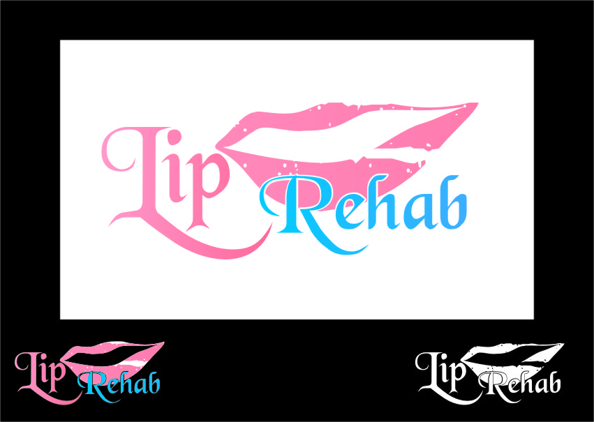 Logo Design by Ngepet_art - Entry No. 203 in the Logo Design Contest Creative Logo Design for Lip Rehab.