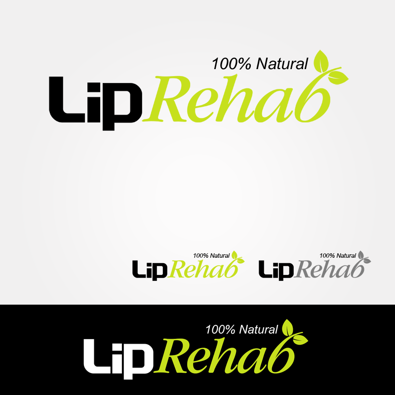 Logo Design by Private User - Entry No. 210 in the Logo Design Contest Creative Logo Design for Lip Rehab.