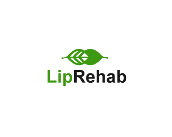 Logo Design by Parag Sohani - Entry No. 217 in the Logo Design Contest Creative Logo Design for Lip Rehab.