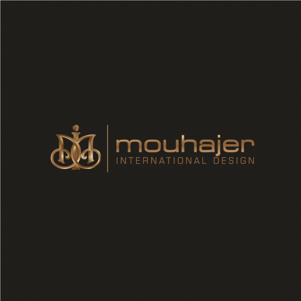 Logo Design by rockin - Entry No. 51 in the Logo Design Contest Unique Logo Design Wanted for Mouhajer International Design.