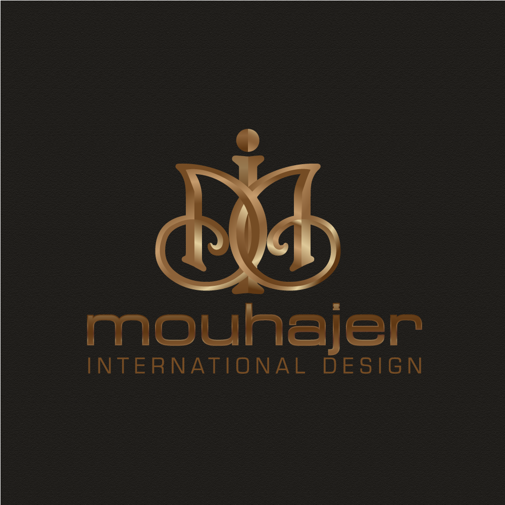 Logo Design by rockin - Entry No. 52 in the Logo Design Contest Unique Logo Design Wanted for Mouhajer International Design.