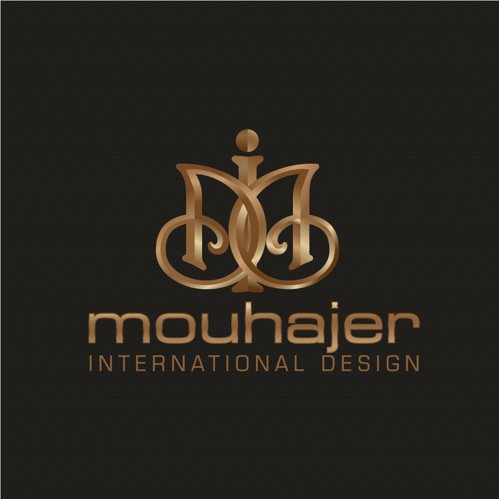 Logo Design by rockin - Entry No. 53 in the Logo Design Contest Unique Logo Design Wanted for Mouhajer International Design.
