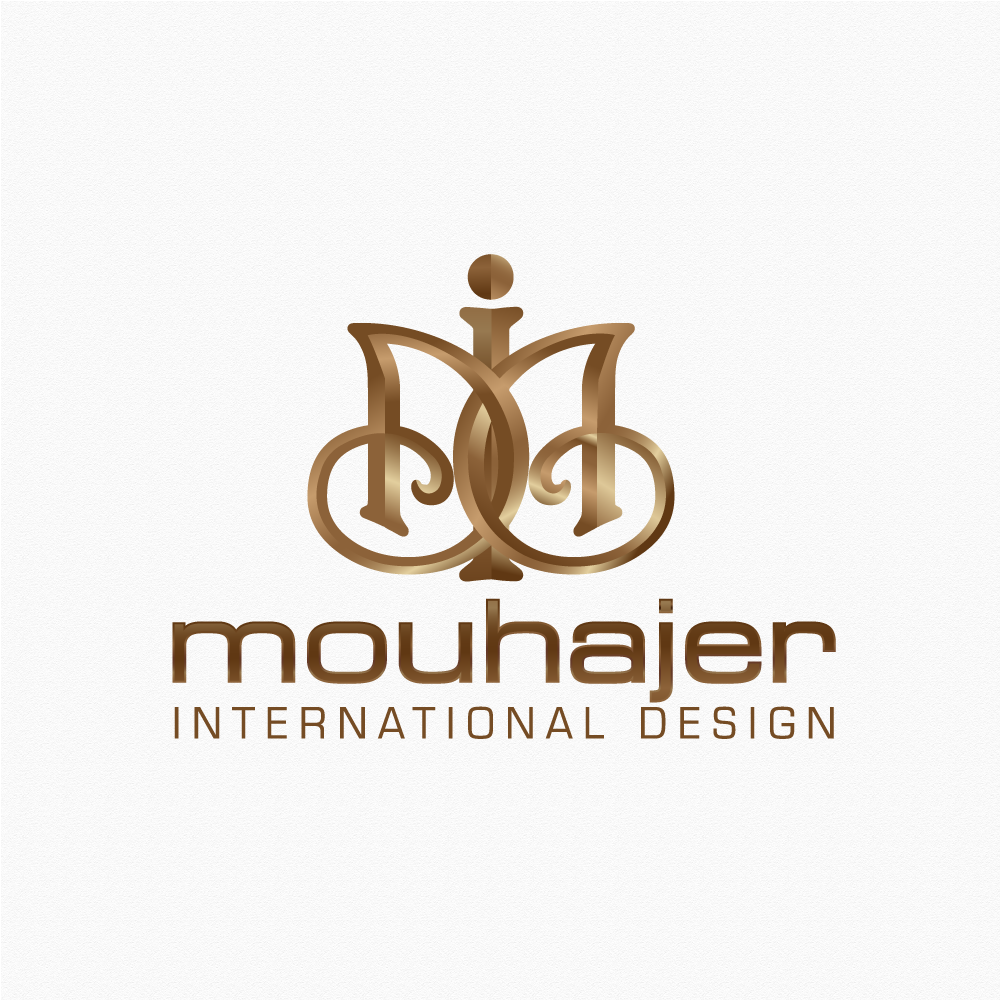 Logo Design by rockin - Entry No. 54 in the Logo Design Contest Unique Logo Design Wanted for Mouhajer International Design.