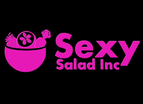 Logo Design by Ismail Adhi Wibowo - Entry No. 11 in the Logo Design Contest Artistic Logo Design for Sexy Salad Inc..
