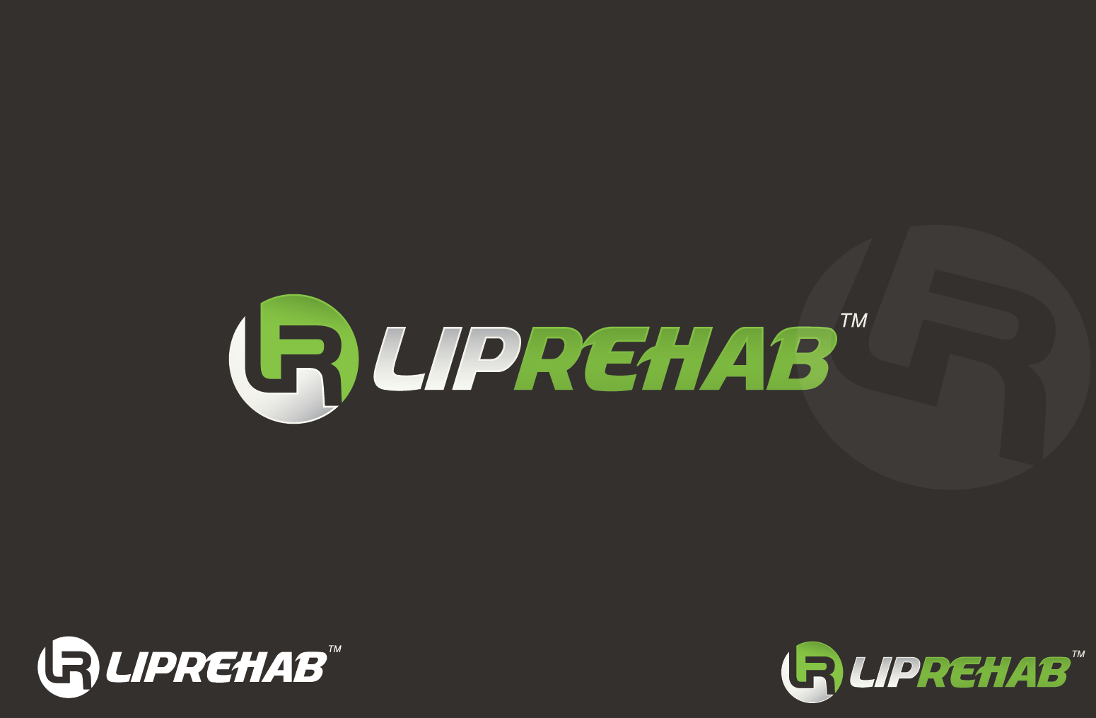 Logo Design by Dipin Bishwakarma - Entry No. 221 in the Logo Design Contest Creative Logo Design for Lip Rehab.