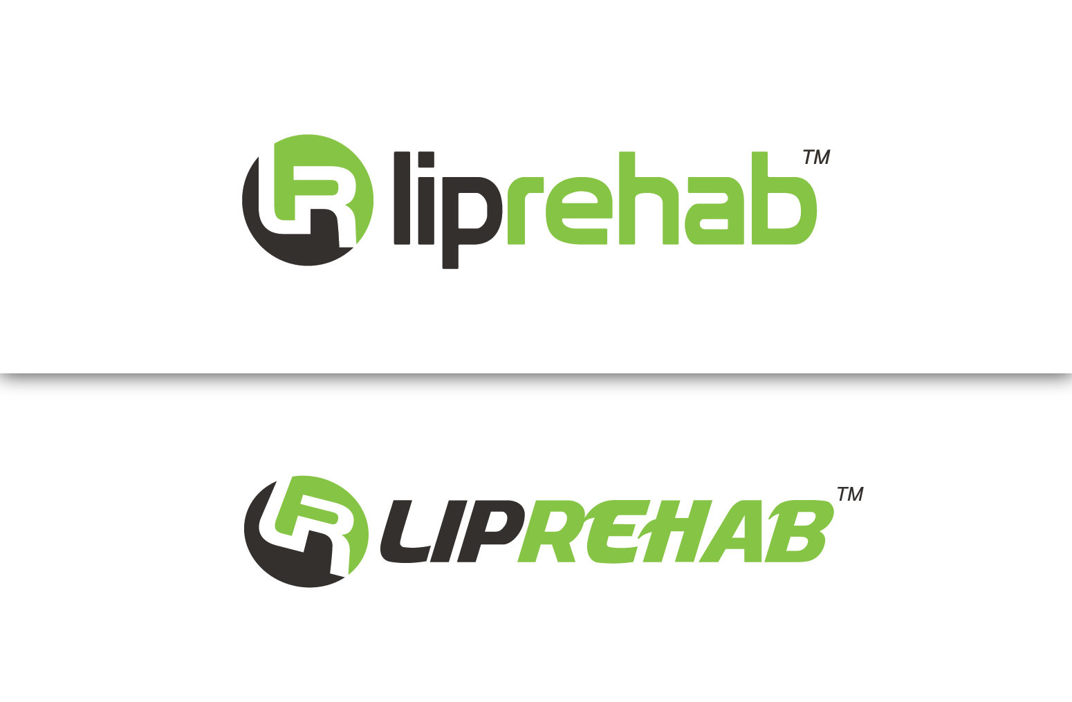 Logo Design by Dipin Bishwakarma - Entry No. 224 in the Logo Design Contest Creative Logo Design for Lip Rehab.