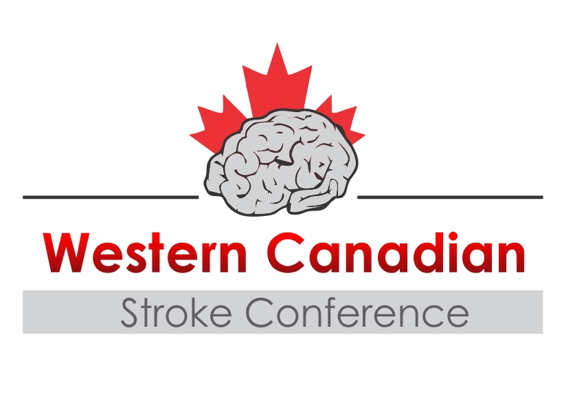 Logo Design by Sandeep Parab - Entry No. 39 in the Logo Design Contest Artistic Logo Design for Western Canadian Stroke Conference.