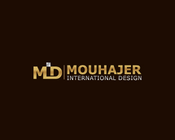 Logo Design by Parag Sohani - Entry No. 55 in the Logo Design Contest Unique Logo Design Wanted for Mouhajer International Design.